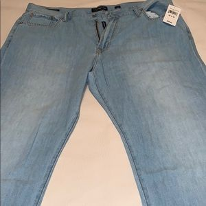 Lucky brand relaxed straight jean men's